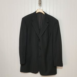 Hugo Boss pinstriped sports coat